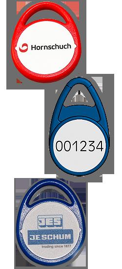 RFID-Schlüsselanhänger